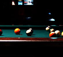 A Game Of 8 Ball by drewtd