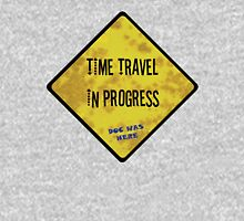 Time Travel Caution Unisex T-Shirt