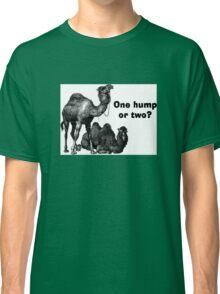 Funny Camels Classic T-Shirt