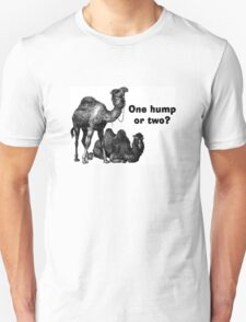 Funny Camels T-Shirt