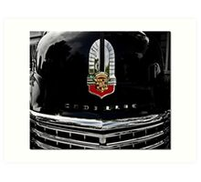 Cadillac Car Art Print