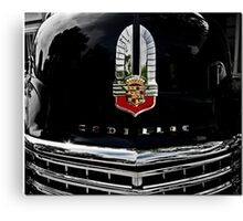 Cadillac Car Canvas Print