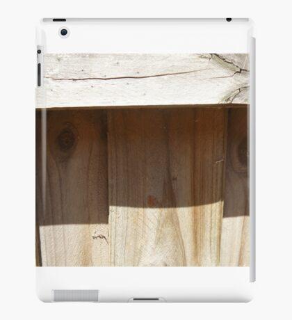 Fence Face iPad Case/Skin