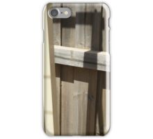 Post Shadow iPhone Case/Skin
