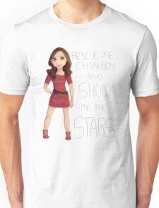 Oswin - Show Me the Stars Unisex T-Shirt