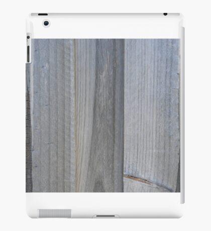 Gray Detail iPad Case/Skin