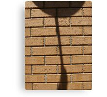 Cable Shadow Canvas Print