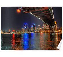 Sydney, Milsons Point III Poster