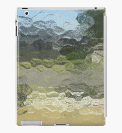 Marbled Landscape iPad Case/Skin