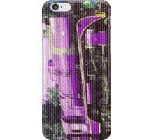 R767 Loco- Up The wall version iPhone Case/Skin