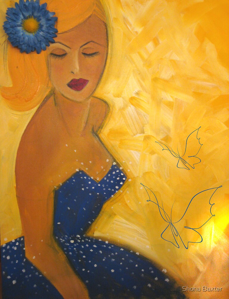 Summertime by Shona Baxter