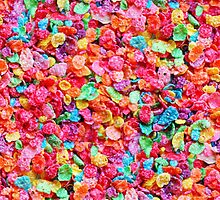 Colorful Cereal by nehrdie