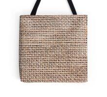 Burlap Realism Art Tote Bag
