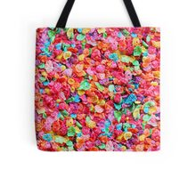 Colorful Cereal Tote Bag