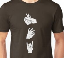 Sex, Drugs, Rock n Roll Unisex T-Shirt
