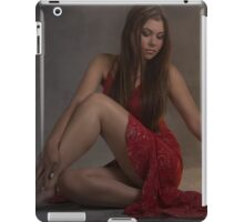 Alphabet Poses iPad Case/Skin