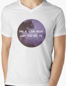 Laura Palmer - Bastille Mens V-Neck T-Shirt