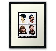 Laura Palmer 2 Framed Print