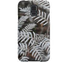 White Fern Samsung Galaxy Case/Skin