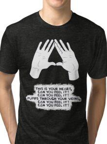 Laura Palmer 1 Tri-blend T-Shirt