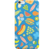 Food glorious Food! iPhone Case/Skin