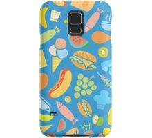 Food glorious Food! Samsung Galaxy Case/Skin