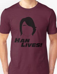 Han Lives! T-Shirt