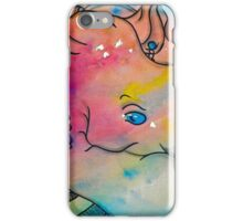 Interpretation #87 - Rhino on trend iPhone Case/Skin
