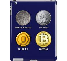 Pieces of 8-BITcoin iPad Case/Skin