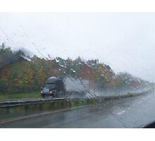 Weather Advisory Photographic Print