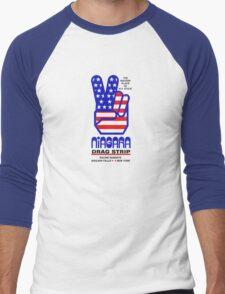 Niagara Drag Strip Men's Baseball ¾ T-Shirt