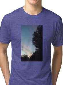 Florida Sunset 2 Tri-blend T-Shirt