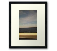 Tampa Bay Framed Print
