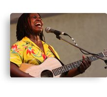 Ruthie Foster Canvas Print