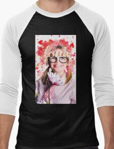 Romantic female nerd in a celebration of love T-Shirt