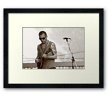 Shane O'Mara Framed Print