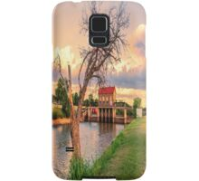 The Tree on the Dam Samsung Galaxy Case/Skin
