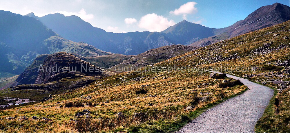 The Snowdonia Landscape by Andrew Ness - www.nessphotography.com
