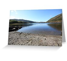 Kerry Lake Ireland Greeting Card