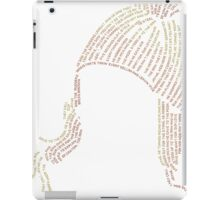 Cunning Hat iPad Case/Skin