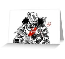 Destiny: TITAN Greeting Card