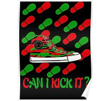 Can I Kick It? Poster