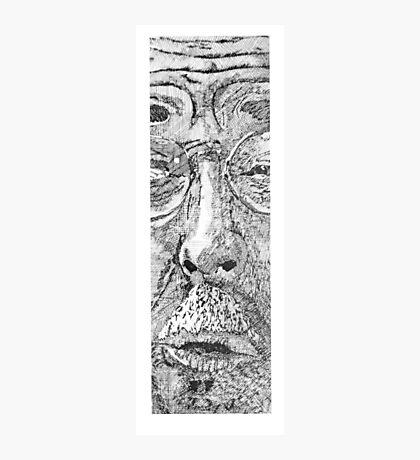 Oldman Photographic Print