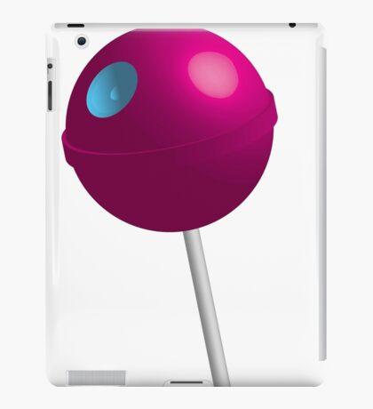 Death Star Lollipop (Pink) iPad Case/Skin