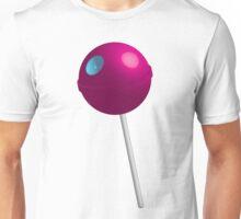 Death Star Lollipop (Pink) Unisex T-Shirt