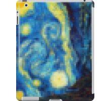 Starry Pixels iPad Case/Skin