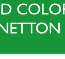 The New United Colors of Benetton Sticker