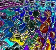 Underwater friendship by Gili Orr