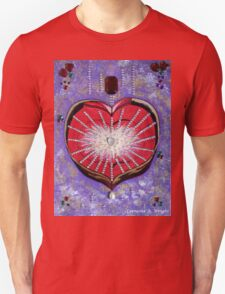 ENLIGHTENED HEARTS Unisex T-Shirt
