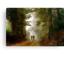 Hobbit Kingdom Canvas Print